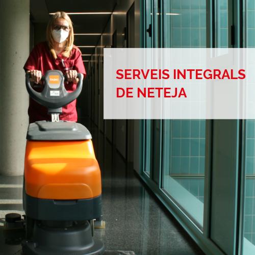 Serveis integrals - Neteja