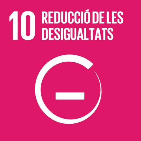 Serveis - Objectius Desenvolupament Sostenible - Reducció desigualtats