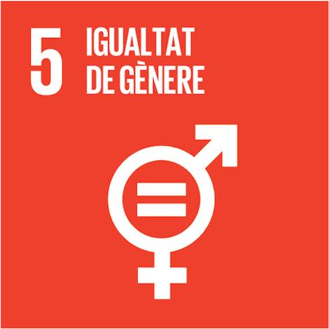 Serveis - Objectius Desenvolupament Sostenible - Igualtat de gènere