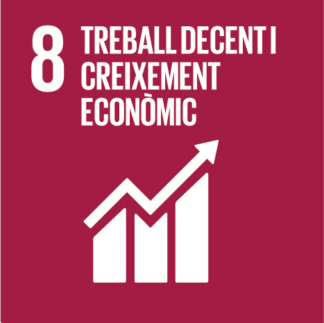 Serveis - Objectius Desenvolupament Sostenible - Treball decent
